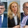 Коррупционный скандал с Porto Franco: Подозреваются Центристская партия, Корб, Крахт и Тедер