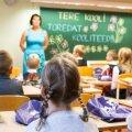 Tahad lapse sügisel Tallinnas 1. klassi panna? Pead avaldusega kiirustama!