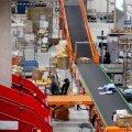 Omniva kolis novembris uude sorteerimiskeskusse ning tagajärjeks oli suurem seisak pakkide liikumises.