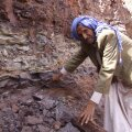 Vaaraode aegses türkiisikaevanduses