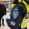 Politsei jagab näomaske
