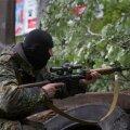Pool Slovjanskit on vabastatud, mässulistele tehti ettepanek end vangi anda
