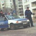 Politseipatrull Lasnamäel 1998. a.