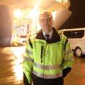 Tallinki laeva Romantika kapten Peeter Allast