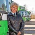 Tallinnas on juba üle 40 naisbussijuhi, foto Tiit Blaat