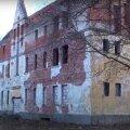 ВИДЕО | Заброшенное здание в Нарве: историческое наследие или развалины?