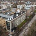 Daniel Habersatter, Hilton hotell, Tallinna panoraam