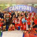 Itaalia saalijalgpall: peamine favoriit võttis oma