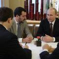 Putin kiitis enne visiiti Rooma Itaalia asepeaministrit Salvinit