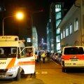 Šveitsis sai kaks politseinikku tulistamises haavata