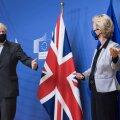Euroopa Komisjon esitas plaani Suurbritanniaga kaubanduskokkuleppeta jäämise puhuks