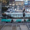 Ühistranspordi kasutamine tööl käimiseks on pidevas langustrendis alates 2005. aastast