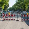 Liikluskorralduse muudatus Narva maanteel