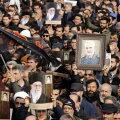 Nii Bagdadis kui Teheranis toimusid eile USA-vastased meeleavaldused.