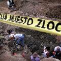 Vaenukõne füüsiliste ohvrite väljakaevamised Bosnias
