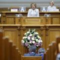 Venemaa föderatsiooninõukogu kiitis heaks ekstremistlike organisatsioonide liikmete ja toetajate valimistel osalemise keelu
