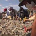 ВИДЕО | В Турции нашли одну из самых древних в мире мозаик
