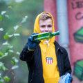 Во Всемирном дне чистоты в Эстонии участвуют по меньшей мере 38 000 человек