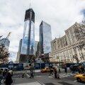 One World Trade Centerist saab esmaspäeval New Yorgi kõrgeim hoone