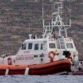 Euroopa Komisjon kutsub üles looma kogu Vahemerd hõlmava otsingu- ja päästeteenistuse