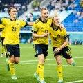 Rootsi lõpetas alagrupiturniiri võidukalt.