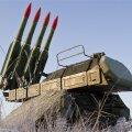 BUK-2M missile system