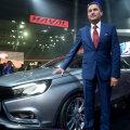 AvtoVAZi juht Bo Andersson tahab uhkemaid müügisalonge