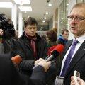 Leedu tööerakonna juht Uspaskich viidi võimaliku südamerabandusega haiglasse