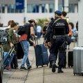 """Amsterdami lennujaam võeti pärast """"signaali"""" kõrgendatud tähelepanu alla"""