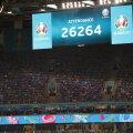 Евро-2020 | Болельщиков матча Бельгия — Россия обвинили в расизме