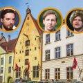 Tallinna Linnateatri peanäitejuhi kohale jäi kõlama kolm nime: Priit Võigemast, Karl Laumets ja Uku Uusberg.