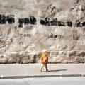 Grafiti mitu nägu: Tänavakunst kõnetab nii möödujat, teist autorit kui ka tervet ühiskonda. Foto: Leene Korp