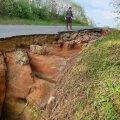 FOTOD   Äkktulv tõi Setomaal esile silmapaistvaid kahjustusi