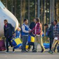 Rootsis püstitatakse esimene põgenike telklinnak