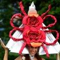 Самая, наверное, экстравагантная шляпка этого года