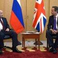 David Cameron hoiatas Putinit tema semude varade külmutamise eest