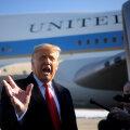 USA meedia: Trump lahkub Valgest Majast enne Joe Bideni ametisse astumist, kuna ei taha mantlipärijalt küüti paluda