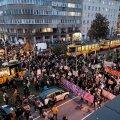 ФОТО И ВИДЕО | Польша охвачена протестами против закона о запрете абортов