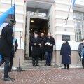 ФОТО: В Таллиннской Реальной школе отметили столетие первого заседания Временного правительства