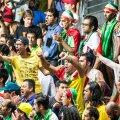 Rio de Janeiro meeste tõstmine