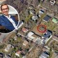 TÜLIÕUN: Peremees Martin Kolu hindas naabri aia äärde ehitatud maja täiesti sobilikuks ja harmooniliseks, kuid naabreid ta selles veenda ei suutnud.