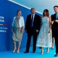 Ratase ja Trumpi vestlus NATO tippkohtumise ajal