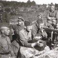 Poola sõdurid punaarmeed ootamas (Foto: Wikipedia)