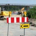 Tartu maantee ehitus, renoveerimine