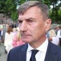 ВИДЕО | Ансип не видит разницы в спичах Светы Григорьевой и президента Эстонии
