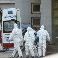 Hiinas on uue viiruse tõttu surnud kuus inimest, kinnitati inimeselt inimesele nakatumist