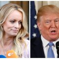 Pornostaar Stormy Daniels kaebas Trumpi laimu eest kohtusse