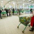 Продуктовые пакеты для малоимущих семей собирали в 17 городах по всей Эстонии
