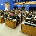DELFI FOTOD: Riigikogu saalis istusid saadikute asemel lapsed