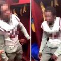 VIDEO | Nali läks üle piiri: mustanahalist keskkooli jalgpallurit sunniti istuma banaanikoorte alla